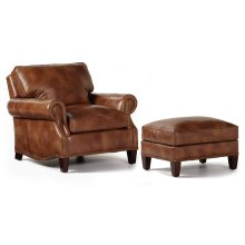 Member Chair and Ottoman