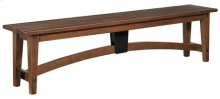 Woodland Non-expandable Bench