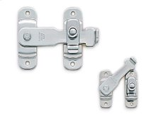 Stainless Steel Spring Loaded Bar Latch
