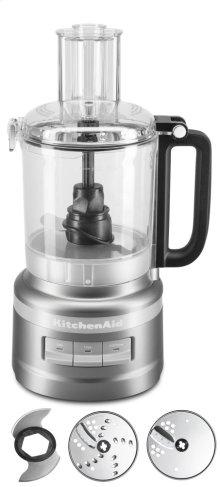 9 Cup Food Processor Plus - Contour Silver
