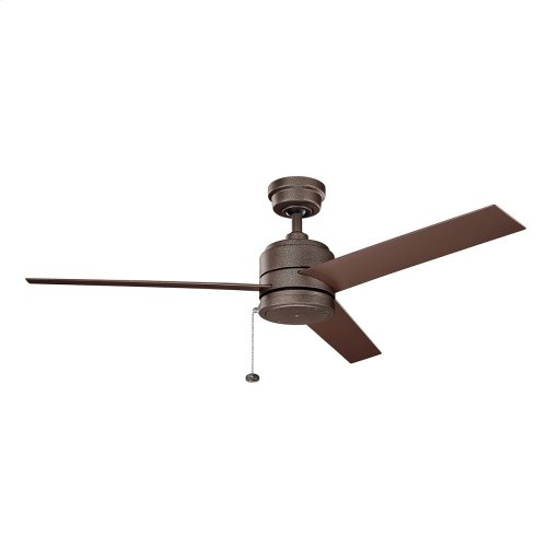 """Arkwet Climates 52"""" Fan Weathered Copper"""