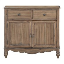 Accent Chest-Brown Gray, 3A