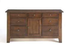 Attic Heirlooms Door Dresser