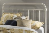 Kirkland Headboard - Full/queen - Soft White