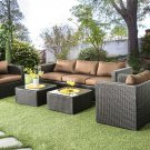 Olina Patio Sofa Set Product Image