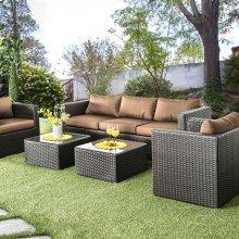 Olina Patio Sofa Set