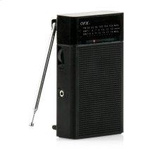 Am/fm/sw 3 Band Radio