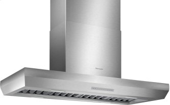 HPIN54WS 54-inch Professional(R) Island Hood, Optional Blower