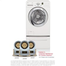 """Stackable or Side by Side"""" It's Your Choice (Sold only as a set matching Dryer, 6 month warranty, Manufacturer Warranty no longer valid)"""