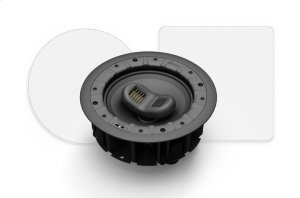 """Invisa SP 652 StereoPoint 6-1/2"""" Round In-Ceiling/In-Wall Stereo Loudspeaker (ea)"""