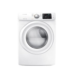 SAMSUNG7.5 cu. ft. Electric Dryer in White