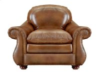 S9913 Duplin Chair 2941 Pecan Product Image