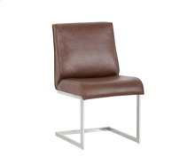 Draper Dining Chair - Cognac