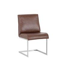 Draper Dining Chair - Cognac