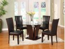 Camelia Side Chair Espresso Product Image