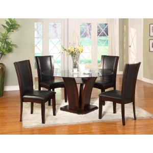 Camelia Dining Table Glass 10mm