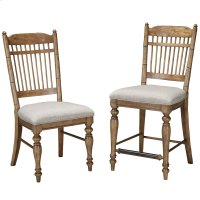 Lake House Spindle Back Side Chair Product Image