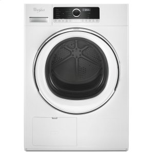 Whirlpool4.3 cu.ft Compact Ventless Heat Pump Dryer with Wrinkle Shield Option