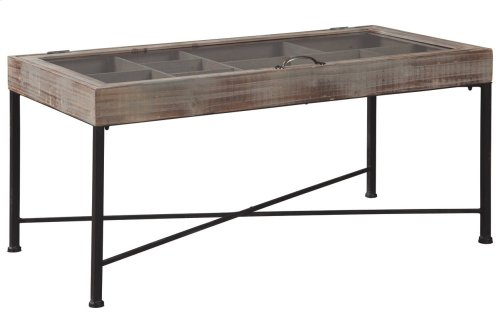 Accent Cocktail Table