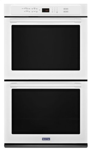 27-Inch Wide Double Wall Oven With True Convection - 8.6 Cu. Ft. Product Image