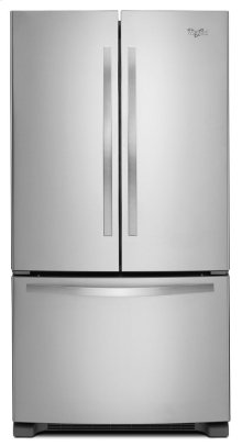 [CLEARANCE] 36-inch Wide French Door Refrigerator with Frameless Glass Shelves - 25 cu. ft. Clearance stock is sold on a first-come, first-served basis. Please call (717)299-5641 for product condition and availability.