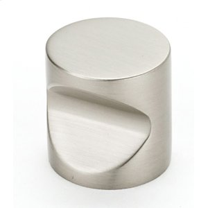 Contemporary I Knobs A823-1 - Satin Nickel