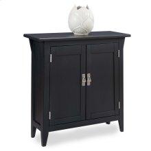 Mission Foyer Cabinet/Hall Stand w/adjustable shelf #10001-SL