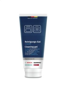 Oven & Grate Cleaning Gel