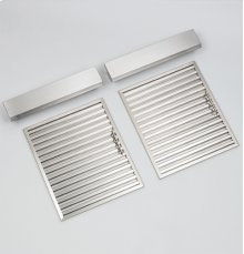 GE® Commercial Baffle Filter Kit
