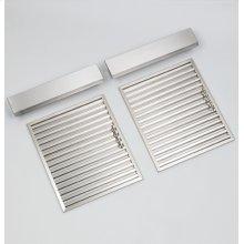 GE® Commercial Baffle Filter Kit