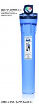 Prolong the Life of Your Water Heater and Prevent Expensive Repairs With a Heater Guard. Product Image