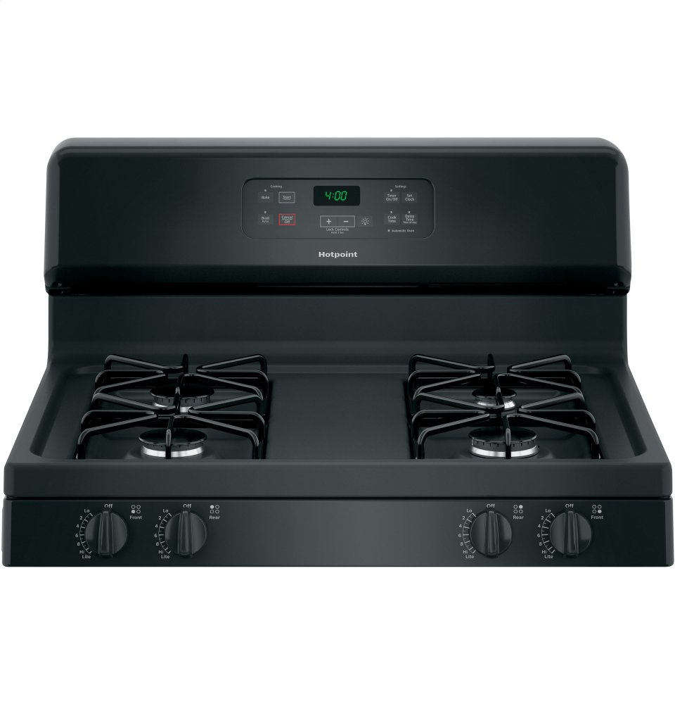 "30"" Free-Standing Standard Clean Gas Range Photo #2"