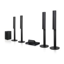 5.1ch 1000W 3D Home Theater System