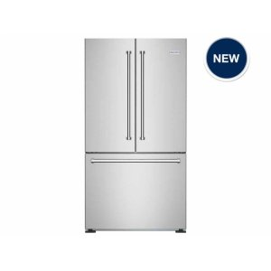 Bluestar36 ? FREESTANDING COUNTER-DEPTH FRENCH DOOR REFRIGERATOR/FREEZER