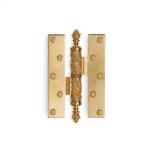 Antique Gold Garland Paumelle Hinge