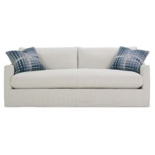 Bradford Bench Cushion Slipcover Sofa