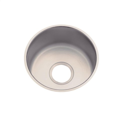 "Dayton Stainless Steel 14-3/8"" x 14-3/8"" x 6"", Single Bowl Undermount Sink"