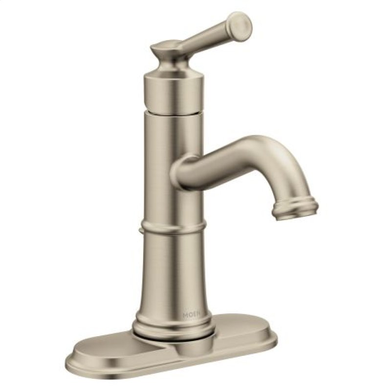 6402BN in Brushed Nickel by Moen in Orlando, FL - Belfield brushed ...