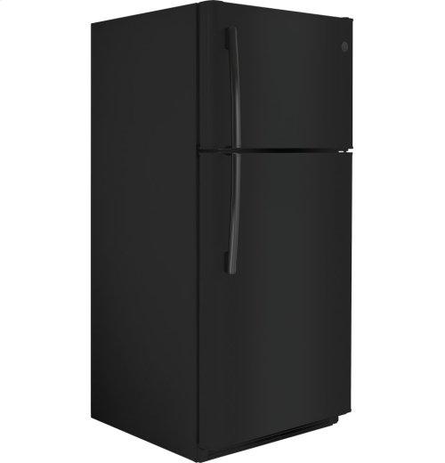 GE® 18.2 Cu. Ft. Top-Freezer Refrigerator