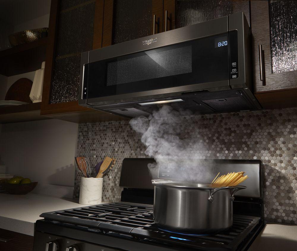 Ft Low Profile Microwave Hood Combination