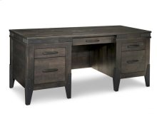 Chattanooga Double Pedestal Executive Desk