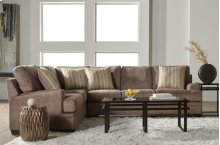 8825 L/f Sectional