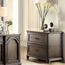 Belmeade - Lateral File Cabinet - Old World Oak Finish