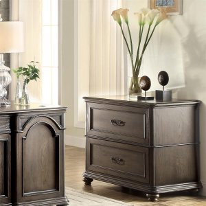 RiversideBelmeade - Lateral File Cabinet - Old World Oak Finish