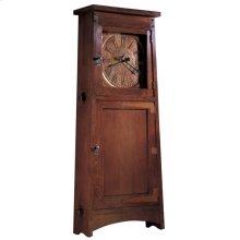 Strap Hinges Asheville Clock