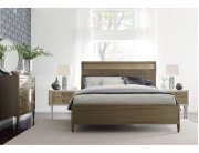 Craven Cal King Platform Bed 6/0 Complete Product Image