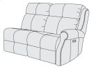 McGwire Right Arm Power Motion Loveseat in #6 Antique Brass Product Image