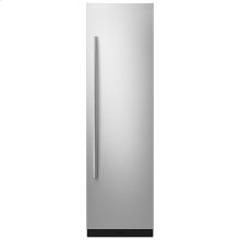 """24"""" Built-In Column Refrigerator with Euro-Style Panel Kit, Right Swing"""