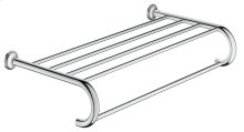 Essentials Authentic Multi-towel rack