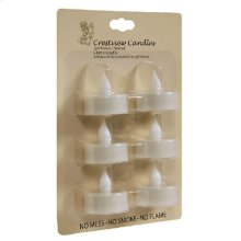 Blisterpack Tealights